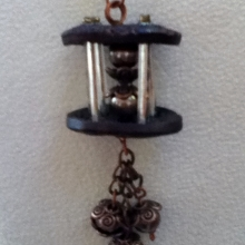 Pagoda Necklace