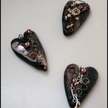 Steampunkery Hearts