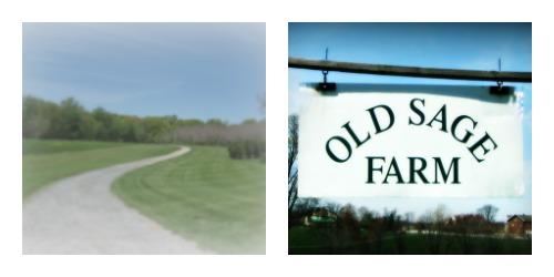 Old Sage Farm